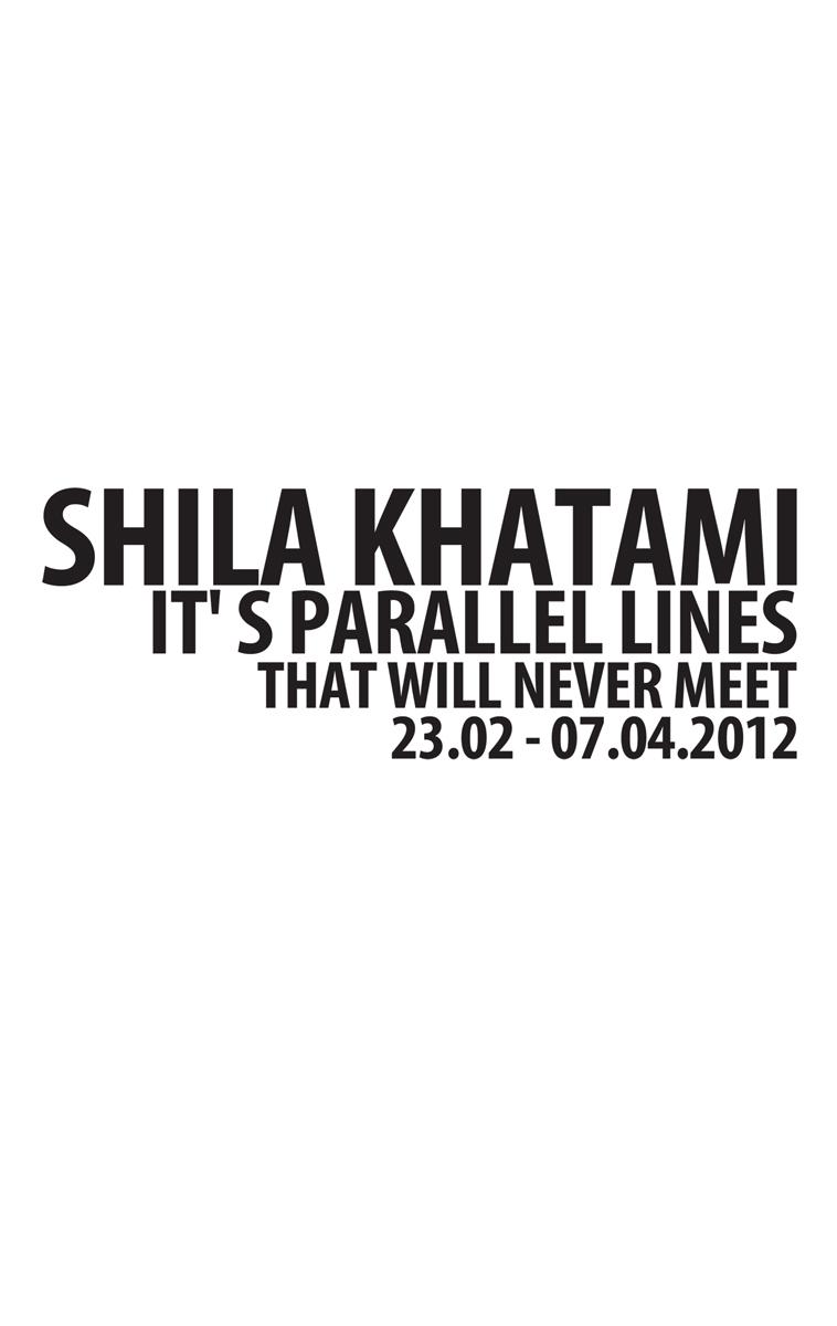 © Shila Khatami