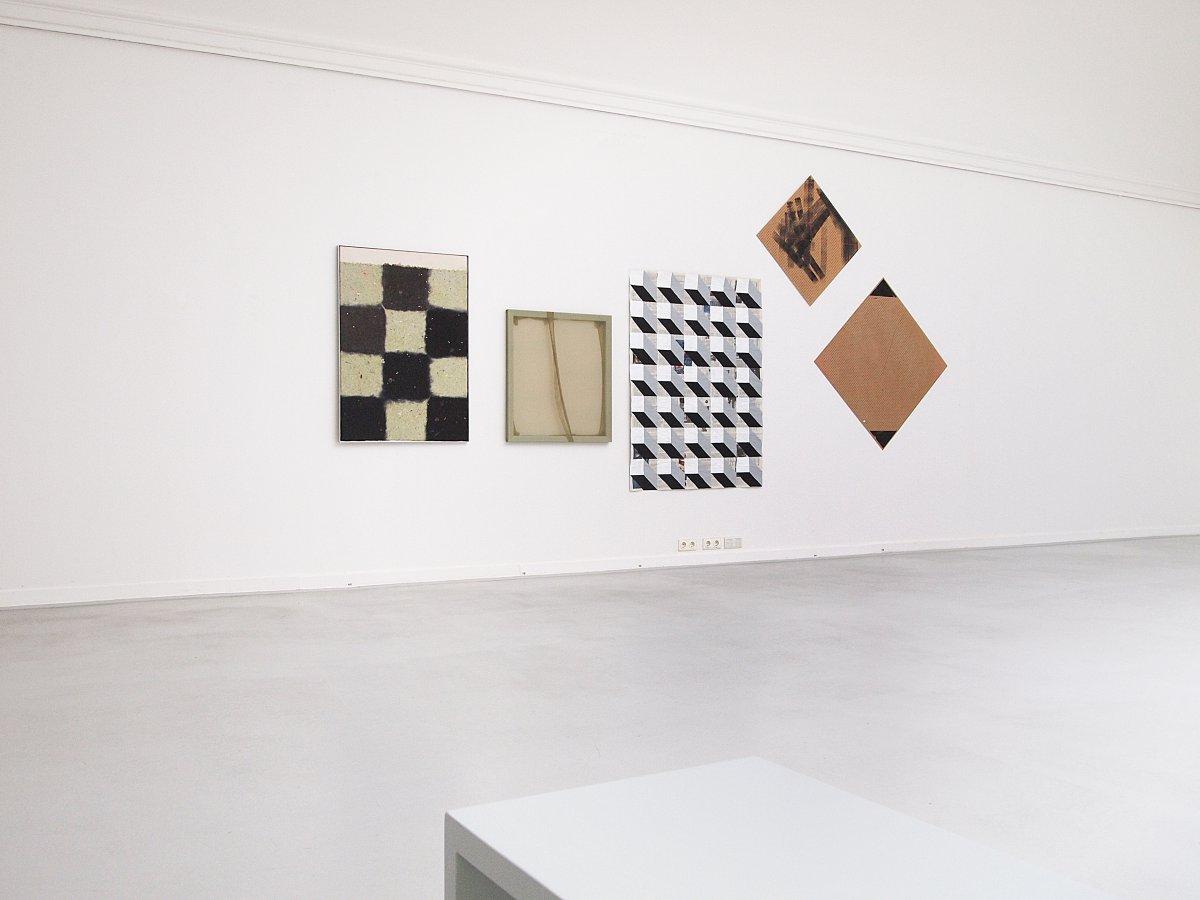 exhibition view / suckstract / Kunstverein Konstanz / 2016